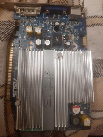 Видеокарта ASUS EN 7600 GSSILENT/HTD/512M/A
