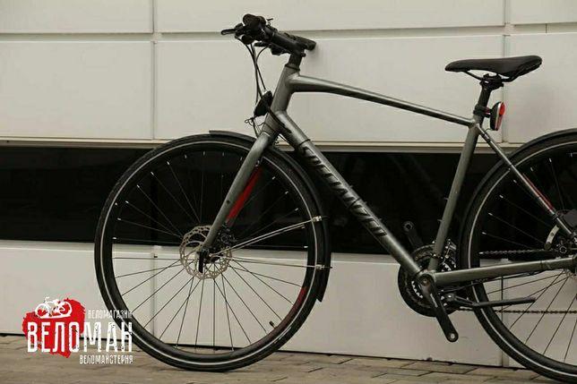 Велосипед Specialized Sirrus Sport. Scott Trek Cube Marin Pride KTM GT