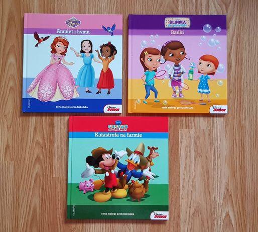 Disney 3 książka Jej Wysokość Zosia Klinka Pluszakow Dosia Mickey