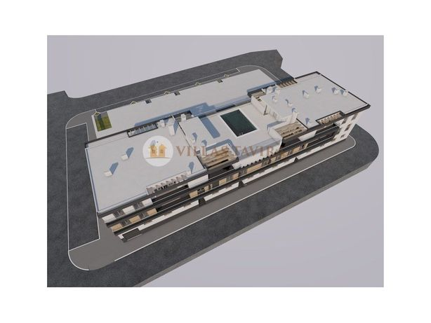 Apartamento T2 1º Andar (J) - com piscina na Cobertura