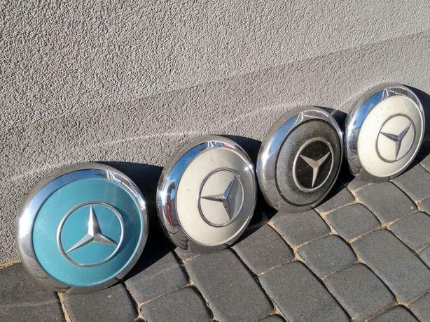 Mercedes Benz w120 w114 dekielki maskownice śrub zabytkowe