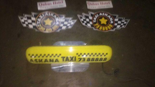 Taxi kogut-daszek