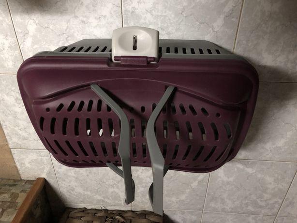 Transportadora Gatos/ Cães