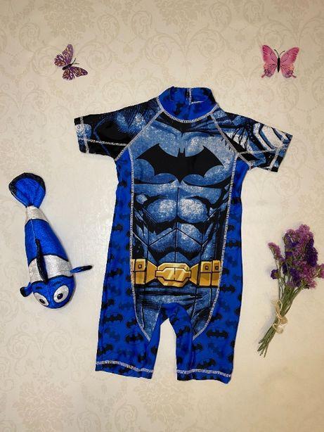костюм для купания Бетмен Бетмена супергерой купальник плавки