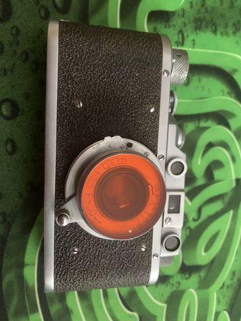 Фотоаппарат fed(Фед) 1953 г.в. Музейная комплектность