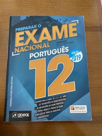 Livro de preparaçao para o exame de português