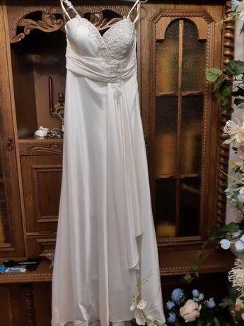 Свадебное платье 44р