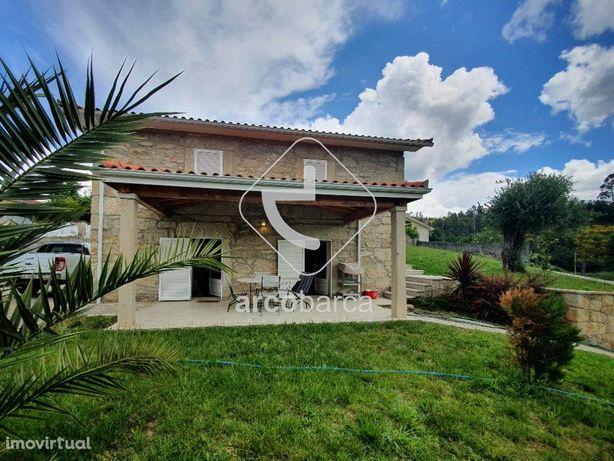Moradia Rustica T2 renovada. com piscina.  em Arcos de Valdevez - Gond