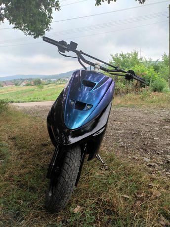 Yamaha Jog Zr Stunt