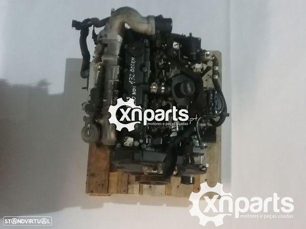 Motor PEUGEOT 406 2.0 HDI Ref. RHS 06.98 - 08.01 Usado