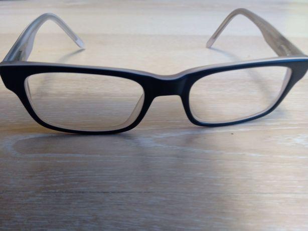 Okulary korekcyjne dla dziecka.