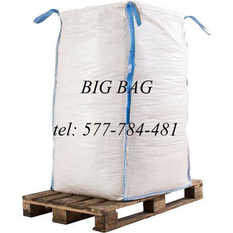 Worki Big Bag ! U Ż Y W A N E ! do zbóż nasion paszy śruty H U R T !!