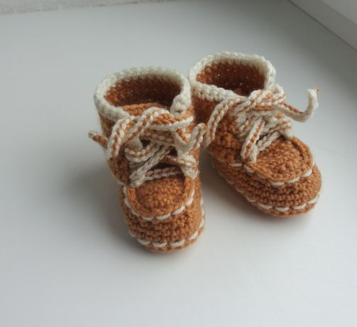 Пинетки. Размер ножки 10 - 11 см