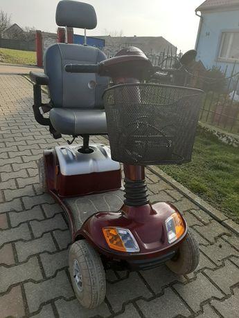 Wózek inwalidzki elektryczny,  skuter inwalidzki elektryczny.