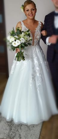 Suknia ślubna Emmanuelle