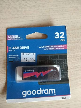 USB Flash Memory 32 GB