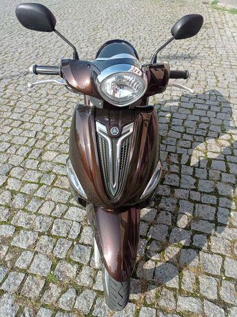 Yamaha Delight 125 Scooter Como Nova