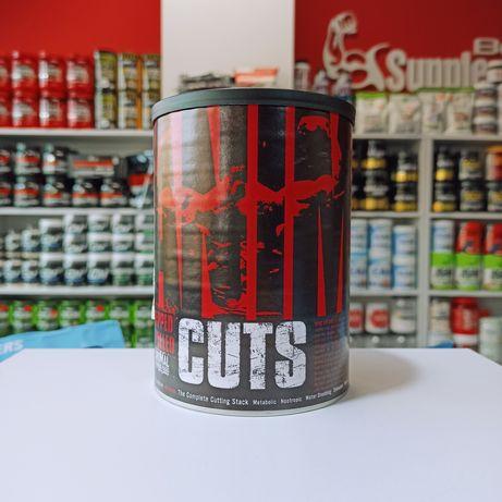 Universal Animal Cuts 42 pakiet Mocny spalacz tłuszczu z USA, Odżywki