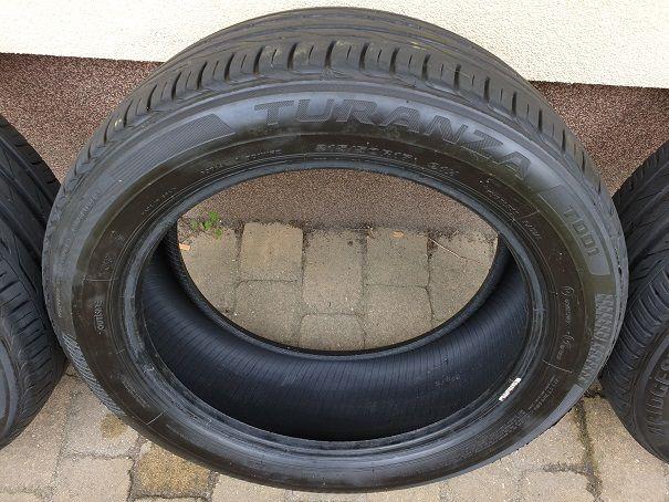 Bridgestone Turanza 215 50 R17 opony letnie nowe