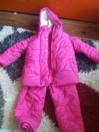 Детский зимний комбинезон DKNY