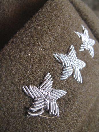 Płaszcz stary wojskowy szynel WP Płaszcz wojskowy wojska polskiego