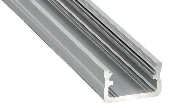 Profil aluminiowy LED Lumines typ A surowy 2mb