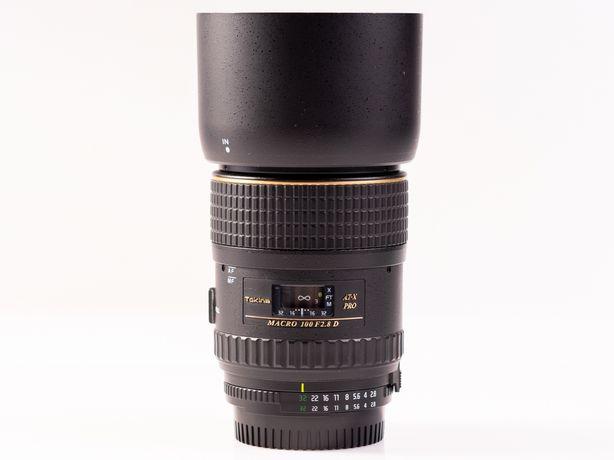 Obiektyw Tokina AT-X PRO macro 100mm 2.8 Nikon