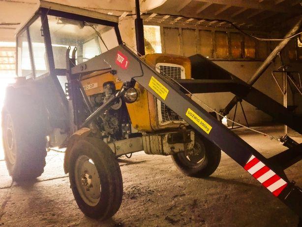 Ładowacz czołowy TUR WOLMET do ciągnika Ursus C-330 T-25
