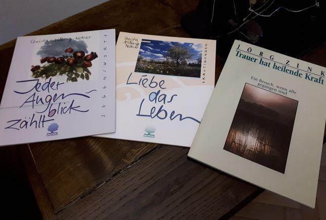 Liebe Leben Kraft Trauer Ermut Segensworte auf Deutsch do wyboru