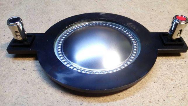 Титанова мембрана зі звуковою котушкою 44,4 мм.