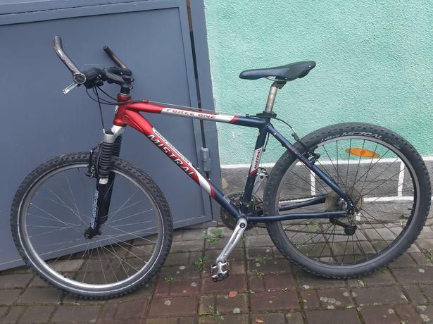 Продам велосипед алюміній