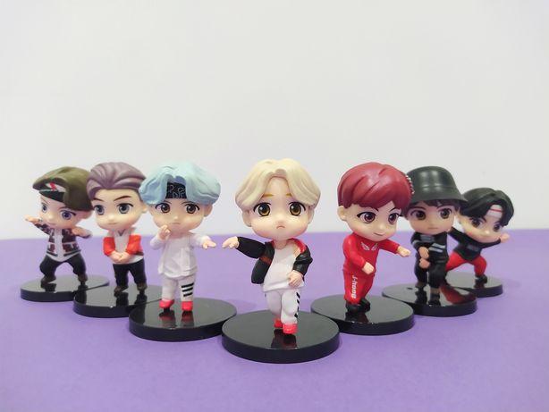 BTS - Figuras/Bonecos