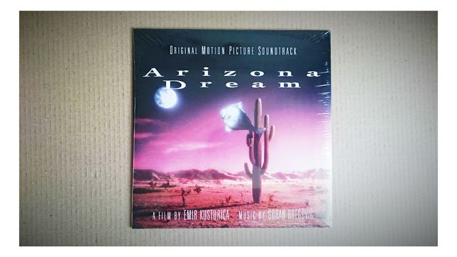 Goran Bregović – Arizona Dream пластинка