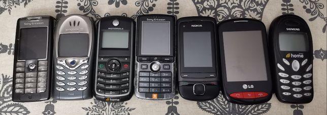 Telmóveis antigos