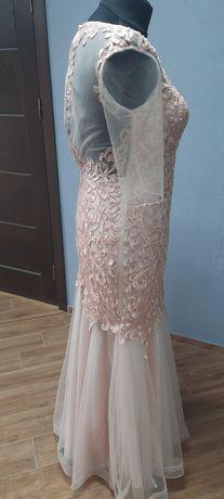 Весільна сукня з Італії.