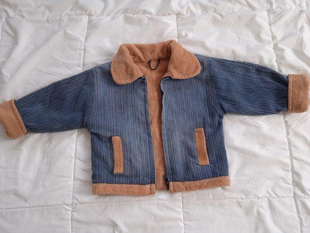 Куртка на мальчика 2-2,5годика