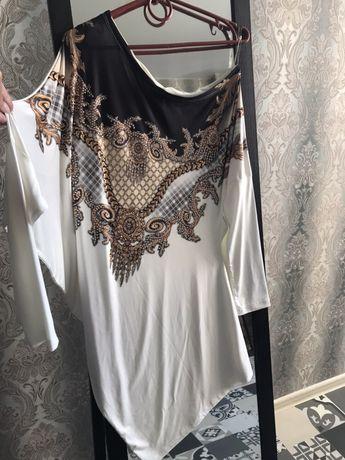 Шикарное платье для роскошной девушки