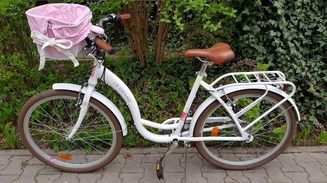 Rower Le Grande Lille 3, rozmiar M, 19' rama, 26' koła + koszyk!