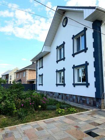 Продам новый современный дом со ставком в с. Свидивок