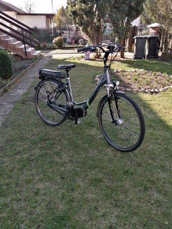 TRANZ-X Rower elektryczny sprzedam z górnej półki