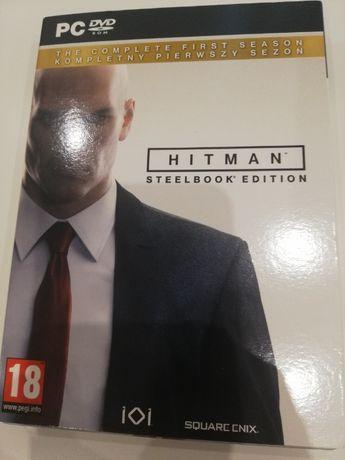 Gra Hitman Steelbook Edition
