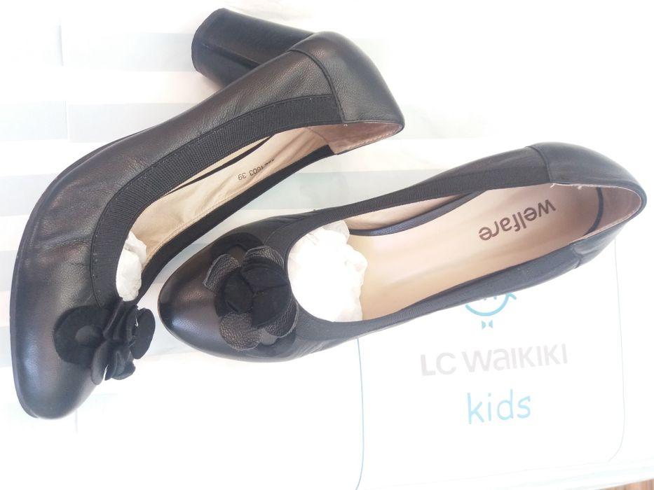 Туфли женские кожанные Днепр - изображение 1