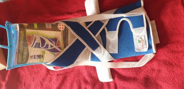 Продам деротационный сапожок и фиксатор ноги