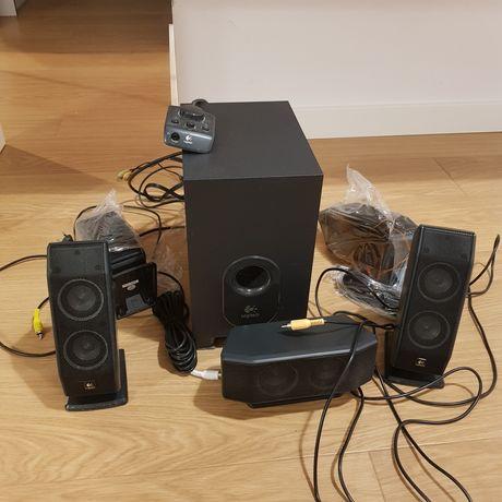 Głośniki 5.1 Logitech x-540