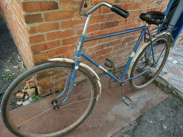 Велосипед Україна ХВЗ , велосипед Украина + подарок 2 колеса