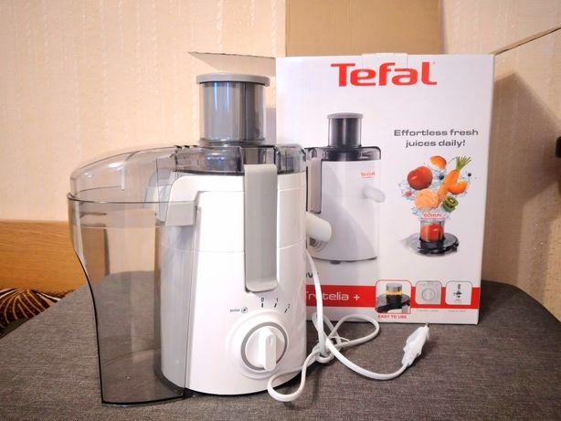 Новая соковыжималка TEFAL