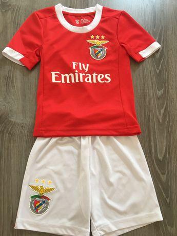Equipamento oficial Benfica