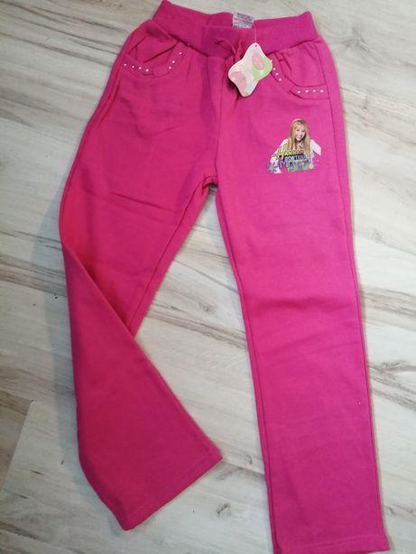 Spodnie dresowe 116-128