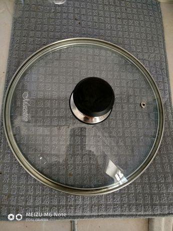 Крышка стеклянная для кастрюли/сковороды