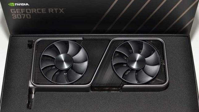 Видеокарта NVIDIA GeForce RTX 3070 8GB/Гарантия/Опт/Рассрочка